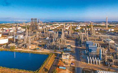 refinería cartagena