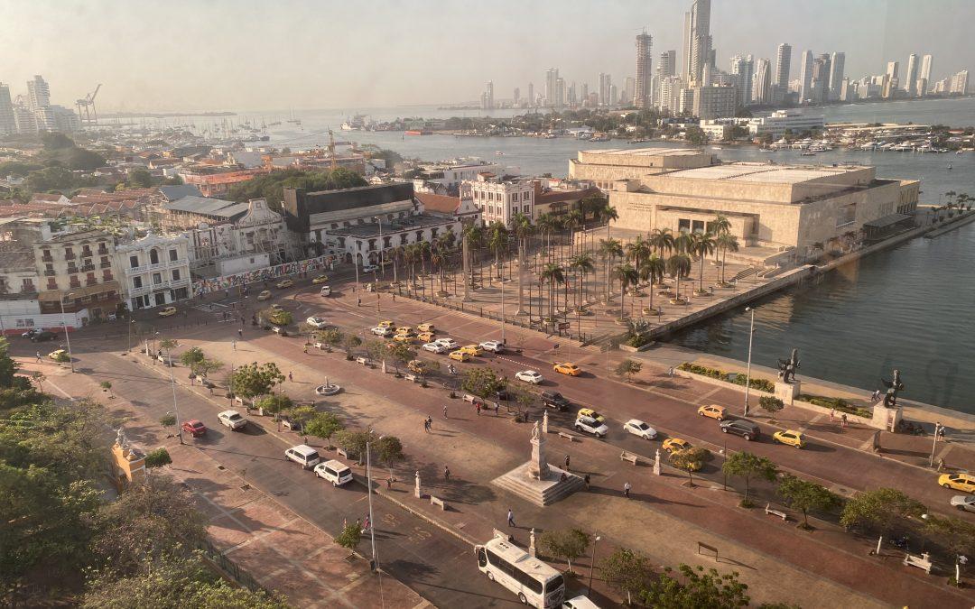 La Cámara Contigo: estrategia de la Cámara de Comercio de Cartagena para respaldar al comercio y las empresas