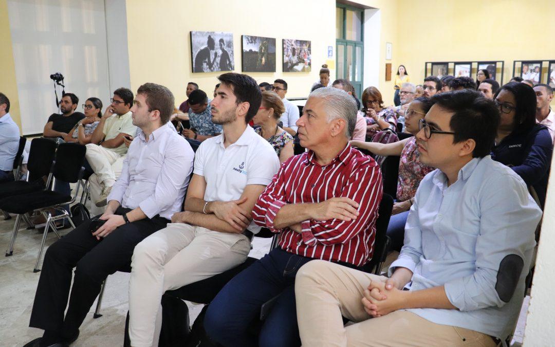 Emprendedores: a escalar con la Cámara Cartagena y Endeavor