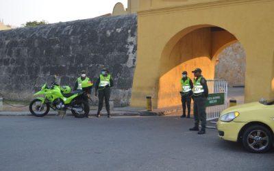 Orden Publico Cartagena
