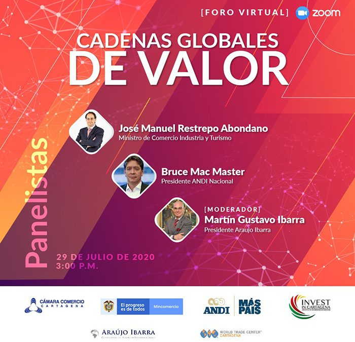 Foro Virtual: Cadenas Globales de Valor
