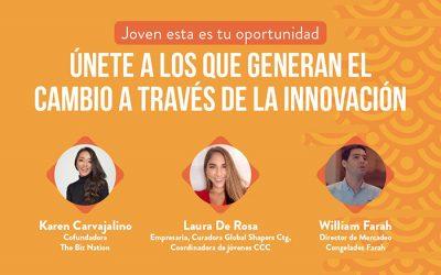Socialización: Jóvenes Investigadores e Innovadores