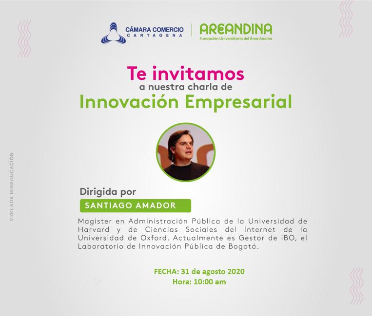 Seminario web en Innovación Empresarial