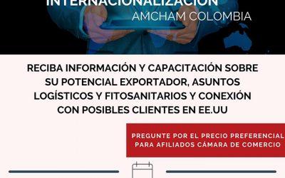 Programa de Internacionalización Amcham Colombia