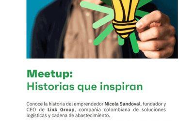 """MeetUp """"Historias que inspiran"""""""