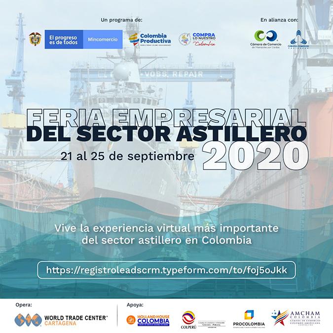 FERIA EMPRESARIAL DEL SECTOR ASTILLERO 2020