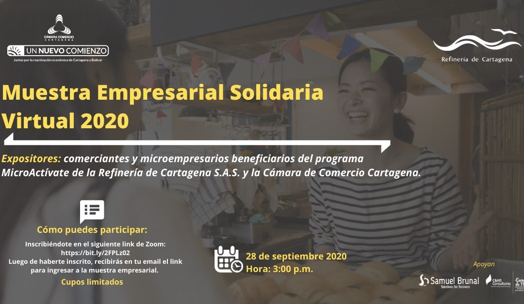 4° Muestra Empresarial Solidaria Proyecto Microactivate