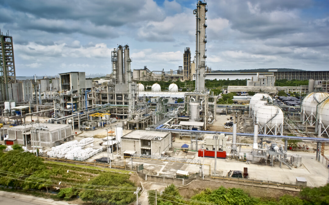 Invest in Cartagena y Bolívar invita a webinar sobre Sector Petroquímico y Nearshoring en Cartagena