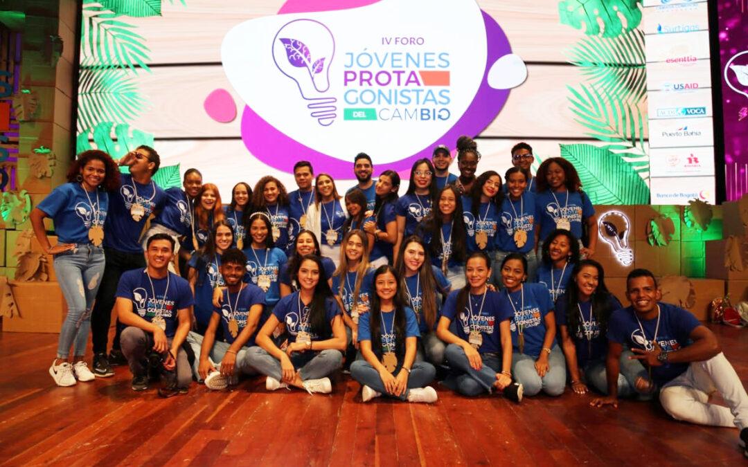 """Llega el """"V Foro de Jóvenes Protagonistas del Cambio"""" de la Cámara de Comercio de Cartagena"""