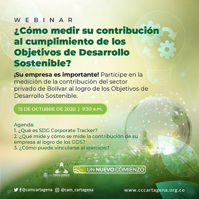 Medición del impacto del sector privado en el cumplimiento de los Objetivos de Desarrollo Sostenible