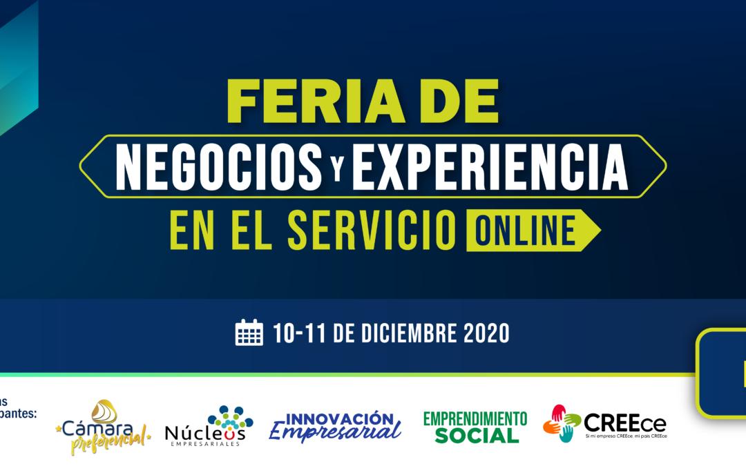 Llega la Feria de Negocios y Experiencia en el Servicio Online, de la Cámara de Comercio de Cartagena