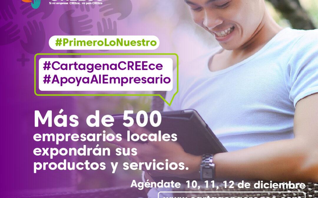 """Cámara de Comercio de Cartagena realizará la """"Vitrina Comercial CREEce"""""""