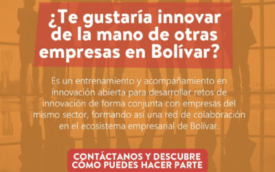 Pactos por la Innovación se fortalece con los programas Colinnova e Innovación Abierta