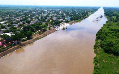 La Cámara de Comercio de Cartagena respalda la continuación del Macroproyecto Canal del Dique