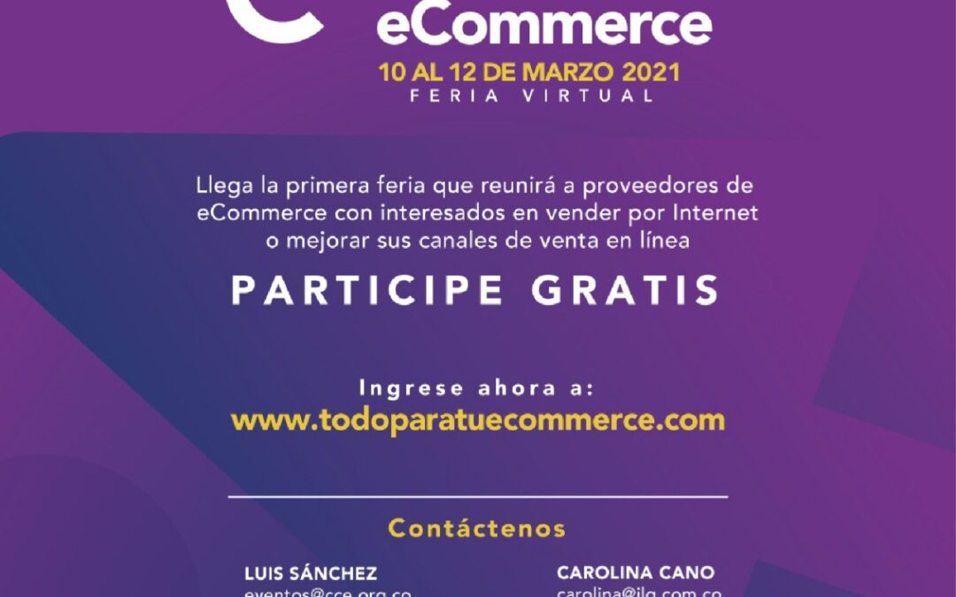 Feria Virtual de Proveedores eCommerce