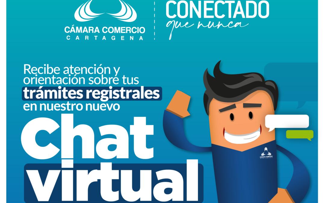 """Plataforma en línea de la Cámara de Comercio de Cartagena """"para estar más conectados"""""""