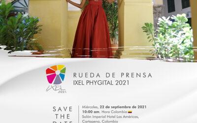 Rueda de Prensa IXEL MODA 2021