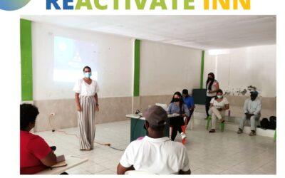 Más de 200 microempresarios serán fortalecidos a través del programa Reactívate Inn